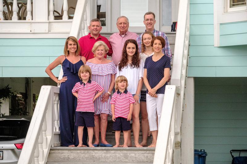 Family Photographer Beachside Romar