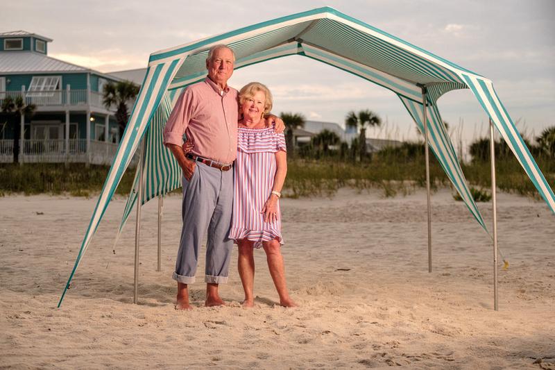 Beachside Romar Family Photographer