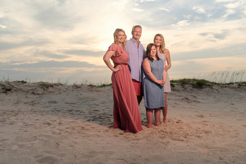Family Vacation Dauphin Island Portrait Photographer