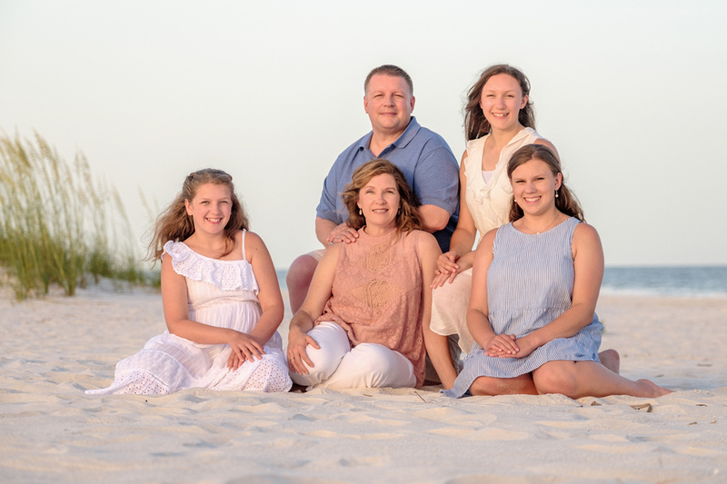 Family Beach Photographer Orange Beach