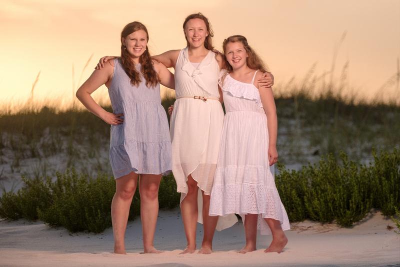 Family Beach Photographer Perdido Key