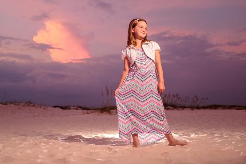 Orange Beach Photographer | Perdido Key Portrait