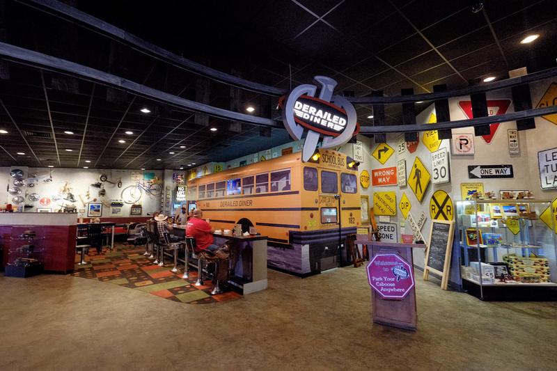 School Bus Bar Theme