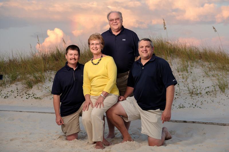 Family Photographers in Orange Beach