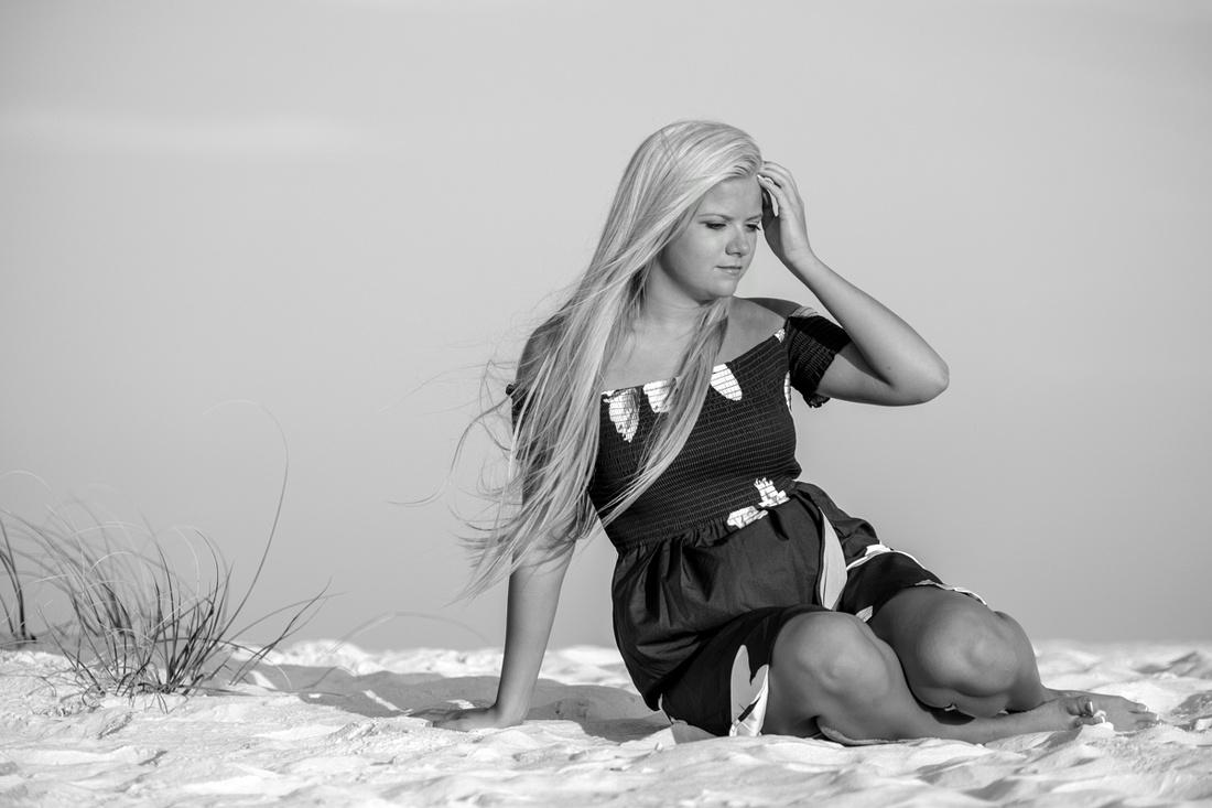 Beach Portrait Photographer