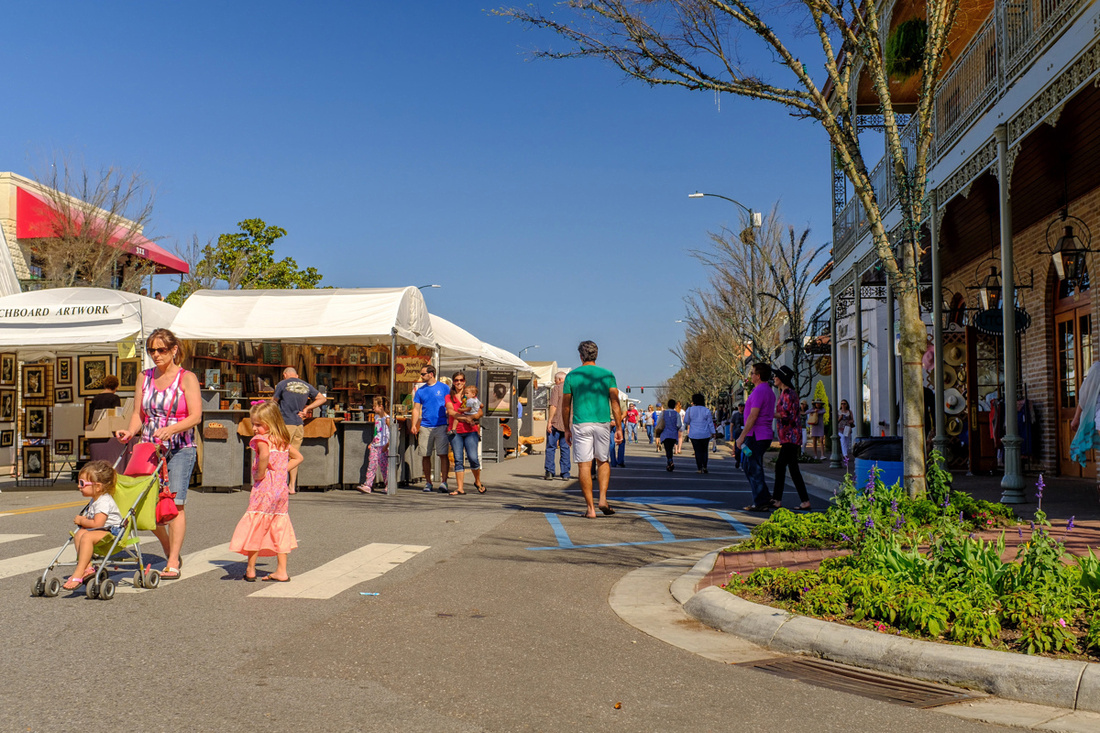 Fairhope Arts and Crafts Festival 2017