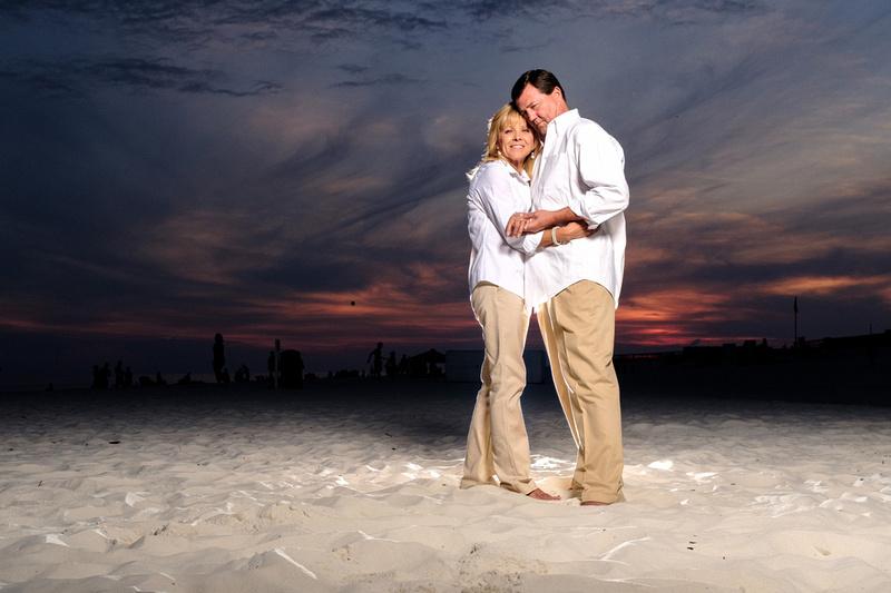 Photographer at the Beach Club Gulf Shores