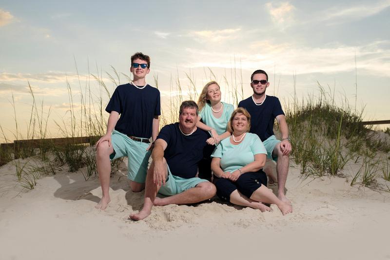Gulf Coast Family Beach  Photographer