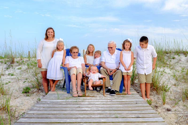Family Reunion Photographer Gulf Shores
