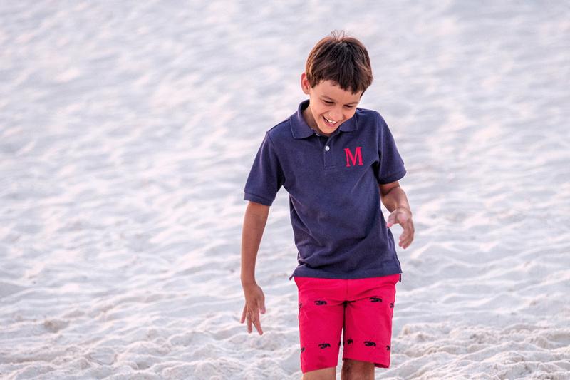 Photographer at Perdido Beach Resort