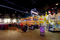 School Bus Bar Theme
