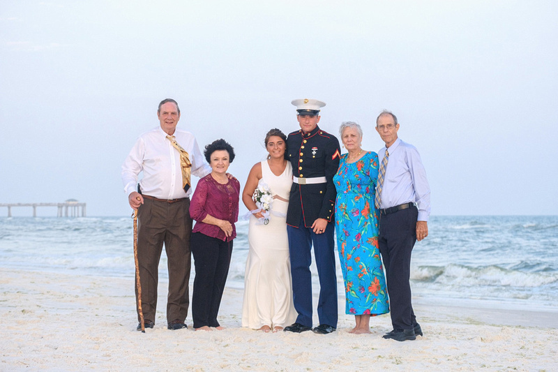 Wedding Photographer on the Gulf Coast
