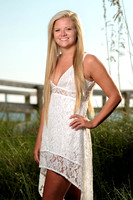High School Senior Portrait Session In Perdido Key