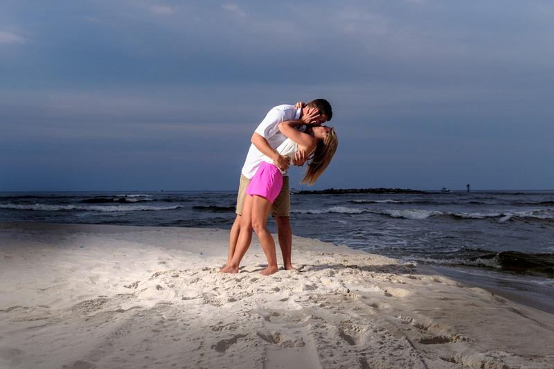 Proposal Photographer in Pensacola Florida