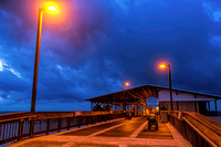 Morning at the Gulf State Park Pier | Gulf Shores Photographer