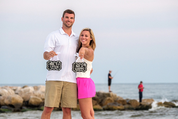 Orange Beach Alabama Proposal Photographer