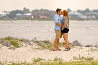 Orange Beach Marriage Proposal