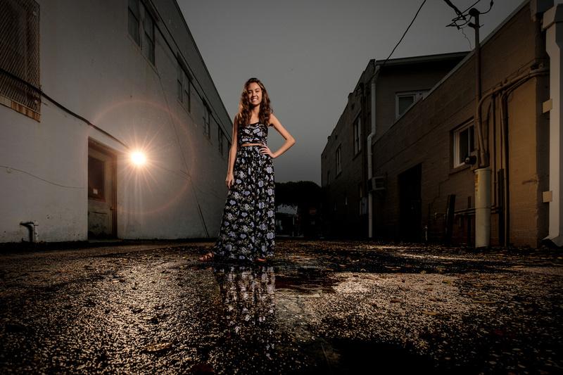 Foley Senior Portrait Photographer