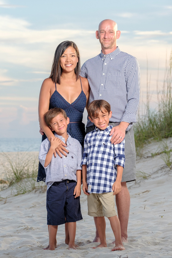 Alabama Beach Porttait Photographer
