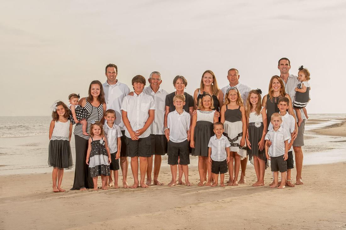 Fort Morgan Family Portrait