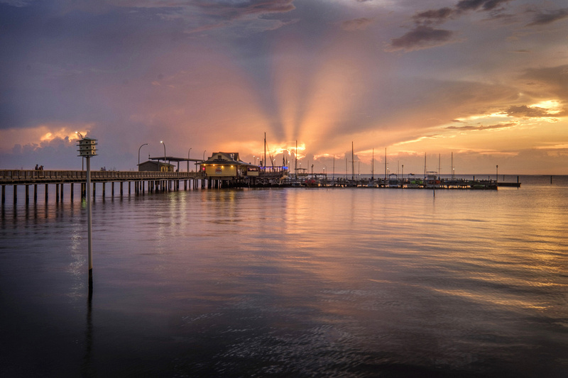 Fairhope Sunset Photography