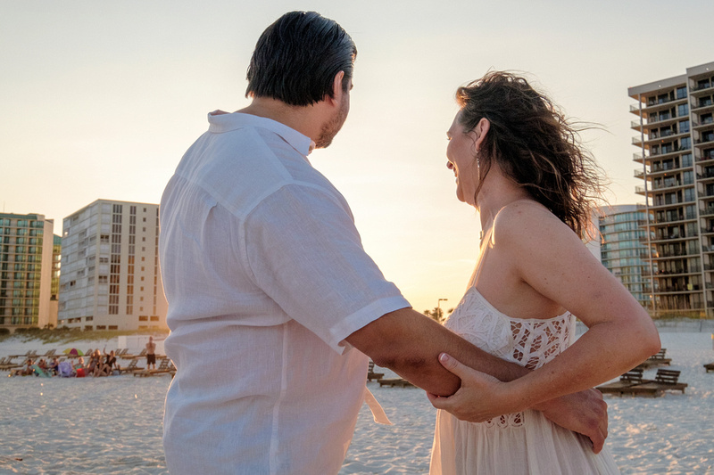 Gulf Coast Wedding Photographer