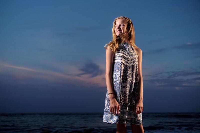 Photographer in Pensacola Beach