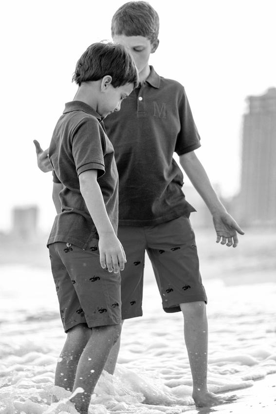 Perdido Beach Resort Family Photographer