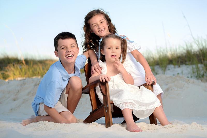 Gulf Shores Family Beach Photographer